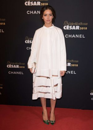 Sofia Djama - Cesar Revelations 2018 at Le Petit Palais in Paris