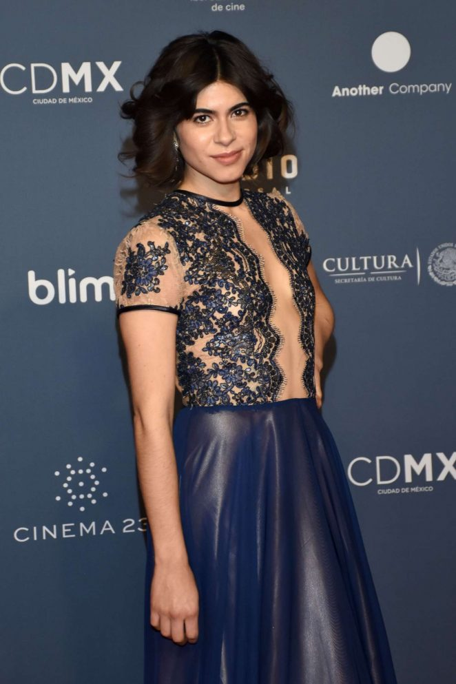 Sofia Espinoza - Fenix Awards 2016 in Mexico City