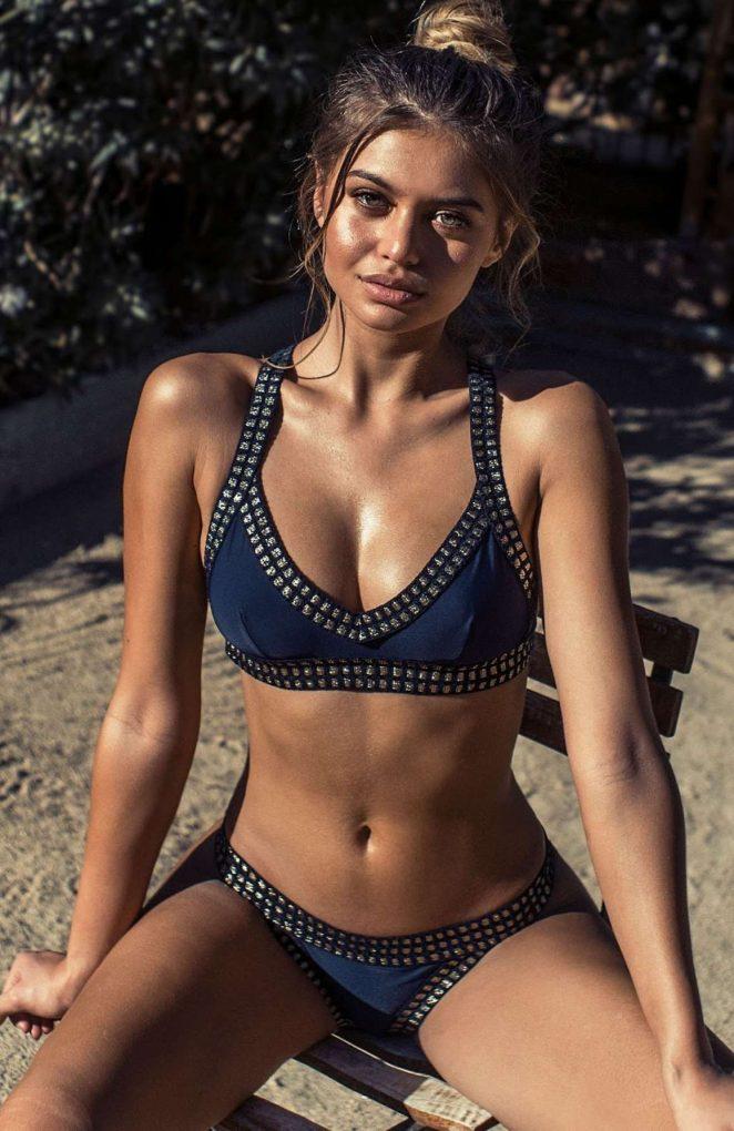 Sofia Jamora Hot in Bikini - Instagram