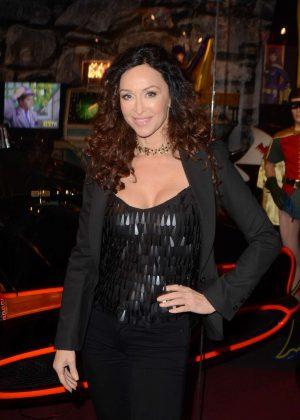 Sofia Milos - 66 Retrospective and Batman Exhibit Opening Night in LA