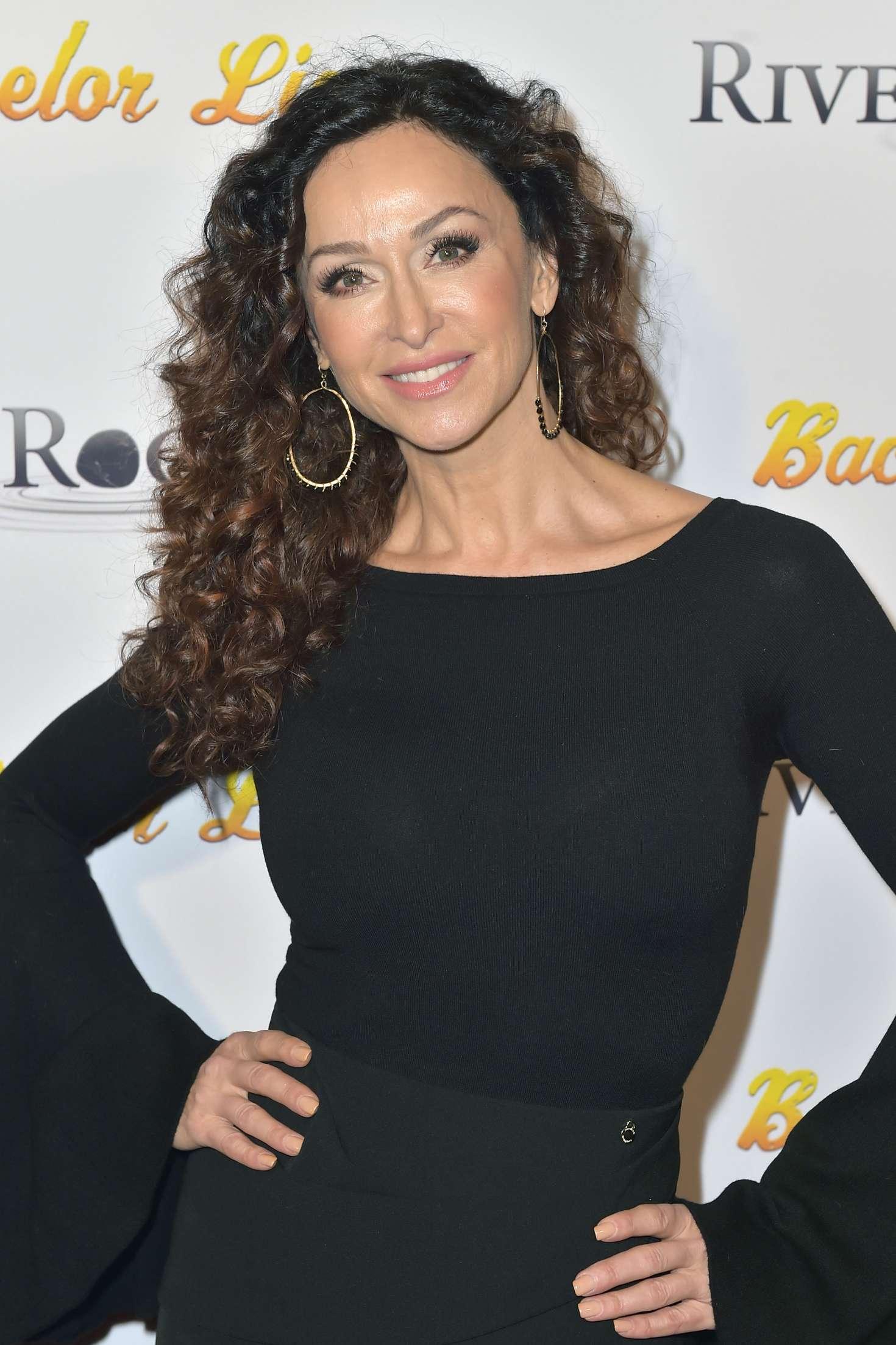 Sofia Milos - 'Bachelor Lions' Premiere in Los Angeles