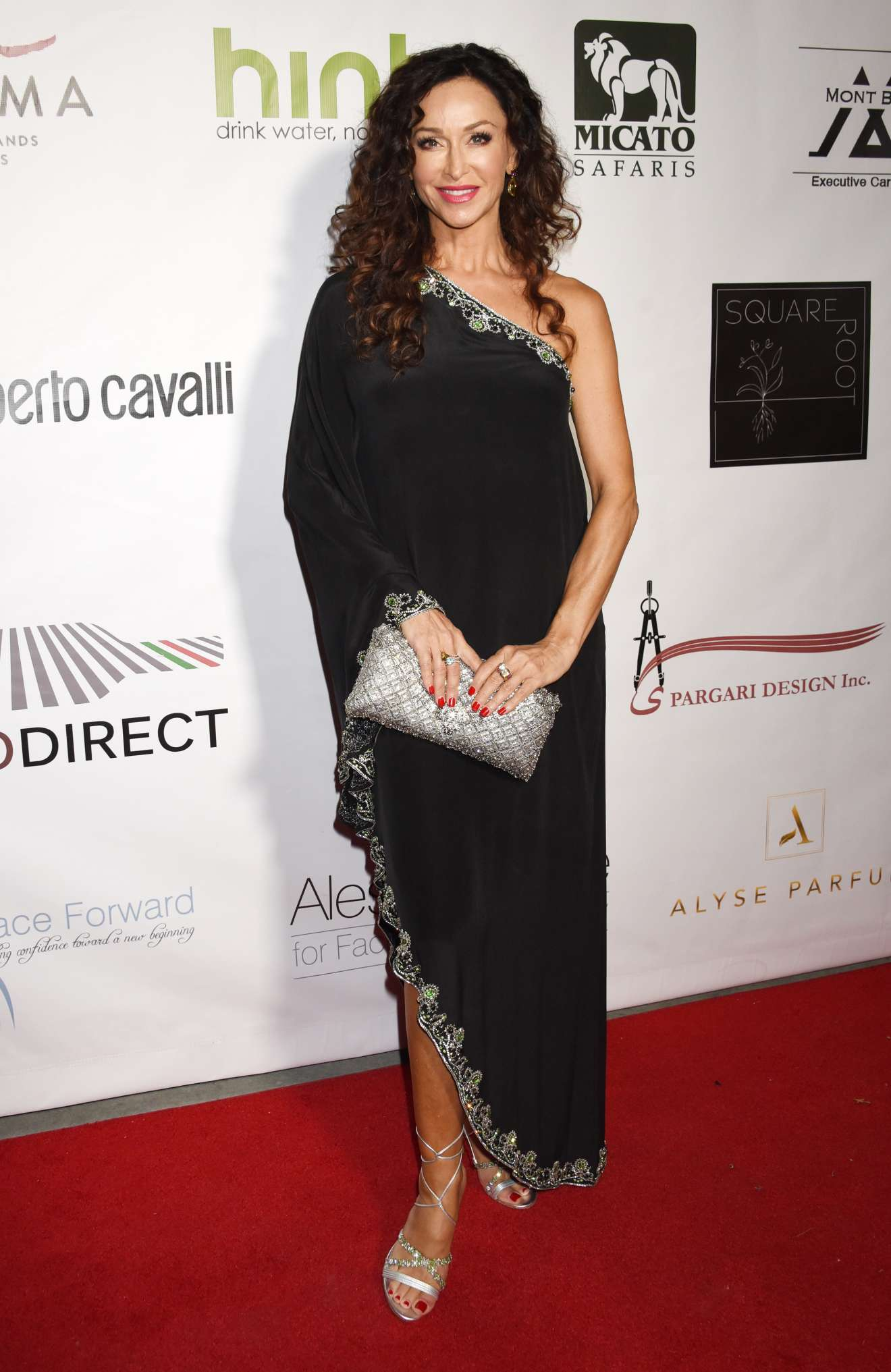 Sofia Milos - Face Forward Gala Photocall at the Taglyan Complex in Hollywood