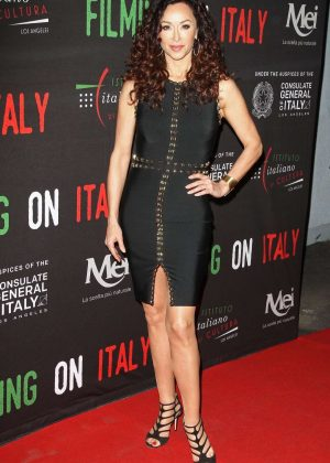 Sofia Milos - Italian Institute of Culture Los Angeles Creativity Awards in Hollywood