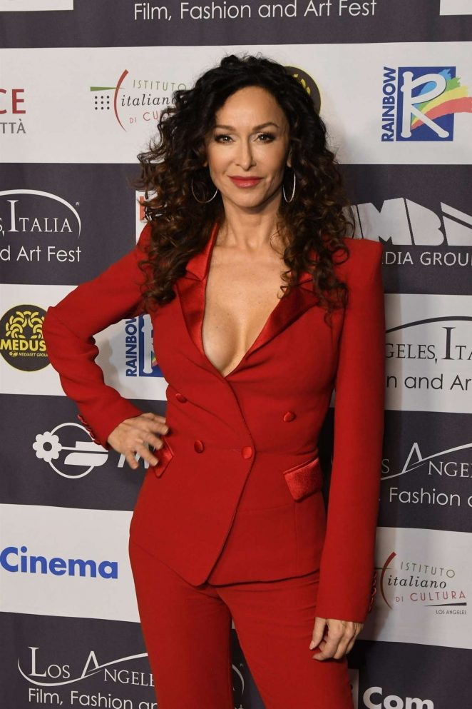 Sofia Milos – Los Angeles Italia Film Fashion and Art Festival 2018 in LA