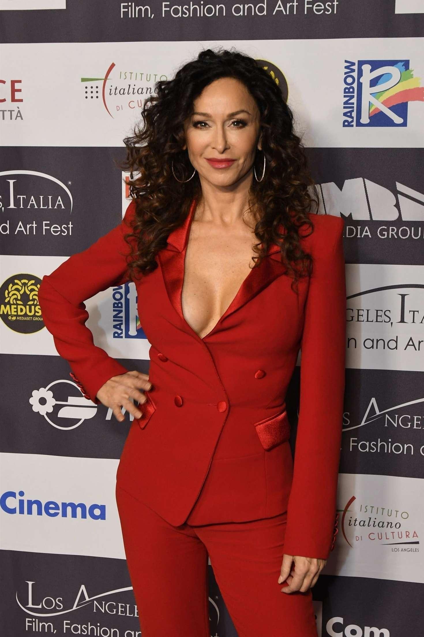 Sofia Milos - Los Angeles Italia Film Fashion and Art Festival 2018 in LA
