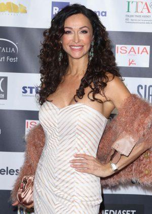 Sofia Milos - Los Angeles Italia Film 'Fashion and Art Festival' in LA