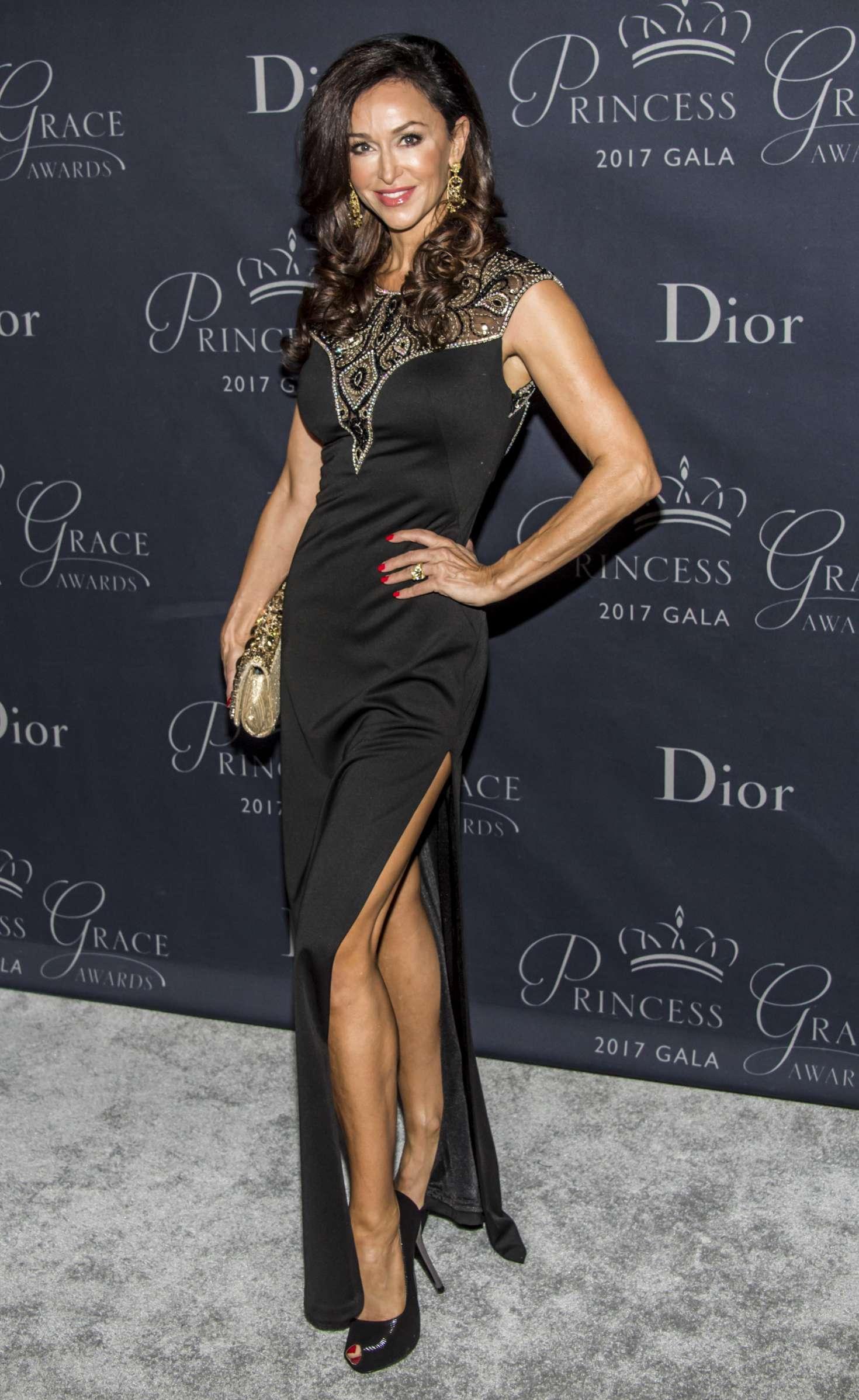 Sofia Milos 2017 : Sofia Milos: Princess Grace Awards Gala 2017 -08