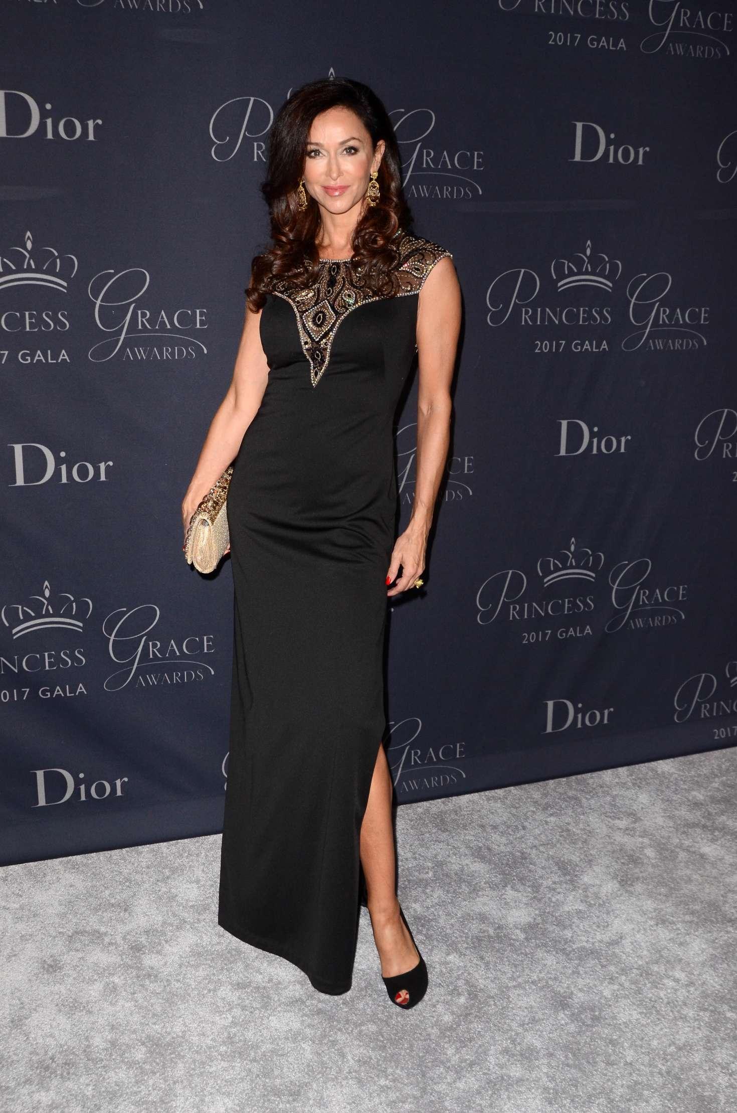 Sofia Milos 2017 : Sofia Milos: Princess Grace Awards Gala 2017 -09