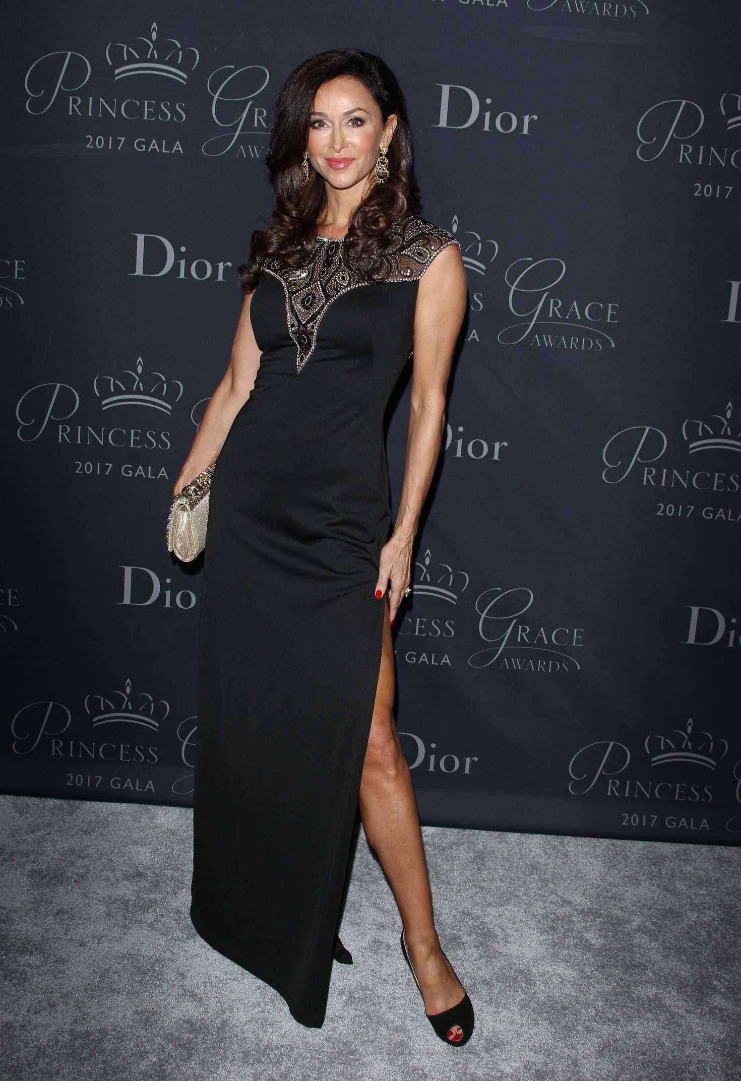Sofia Milos 2017 : Sofia Milos: Princess Grace Awards Gala 2017 -13