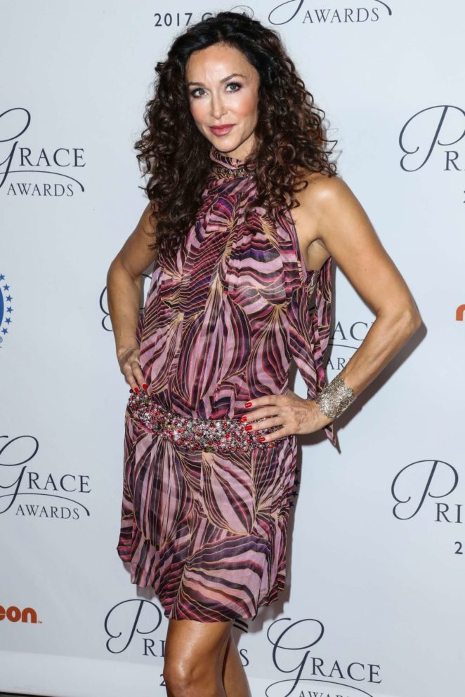 Sofia Milos - Princess Grace Awards Gala Kickoff Event in LA