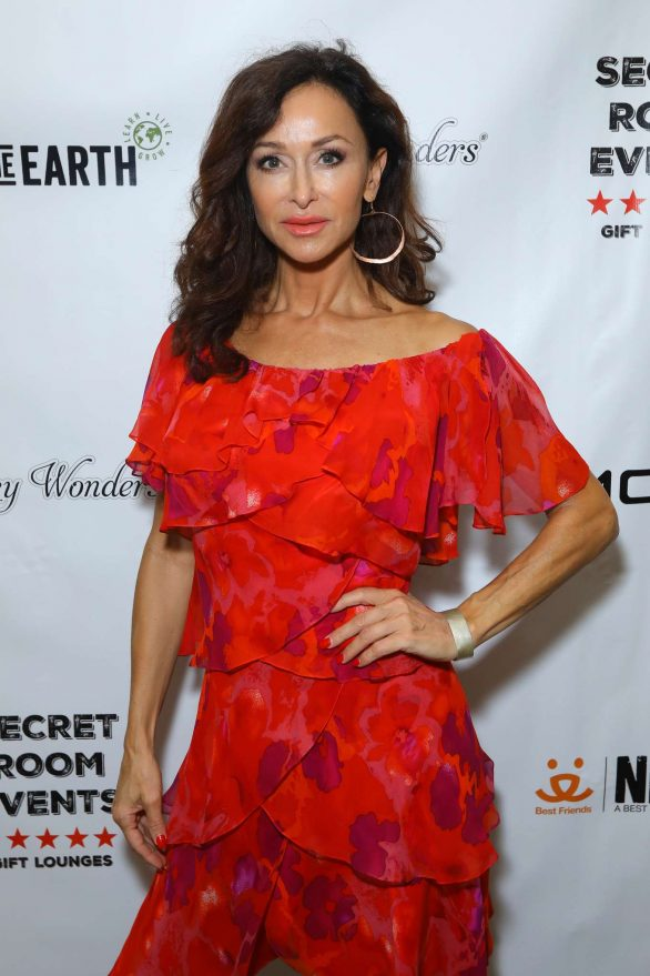Sofia Milos - Secret Room Events held at the InterContinental in Los Angeles