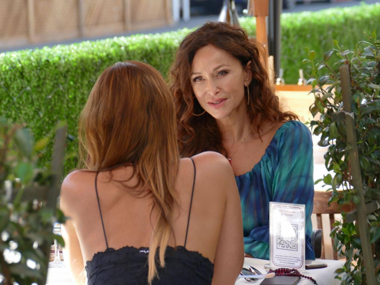 Sofia Milos 2020 : Sofia Milos – Seen at a Lunch With Female Friend-01