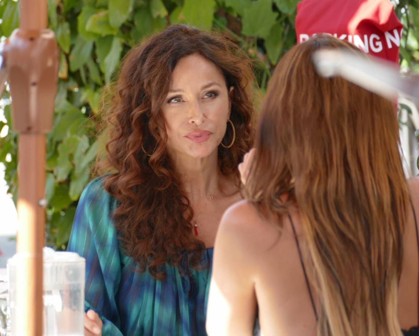 Sofia Milos 2020 : Sofia Milos – Seen at a Lunch With Female Friend-02