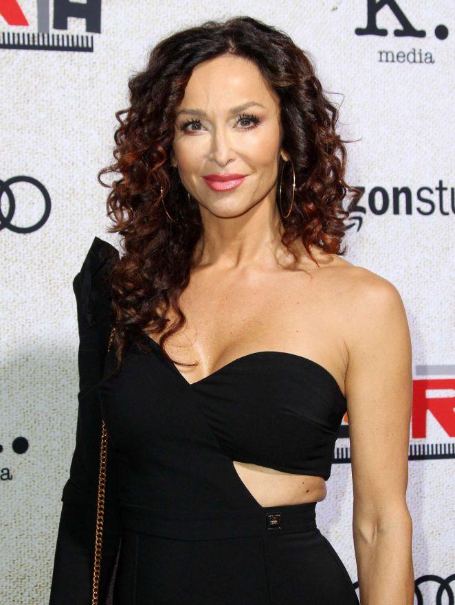 Sofia Milos - 'Suspiria' Premiere in Los Angeles