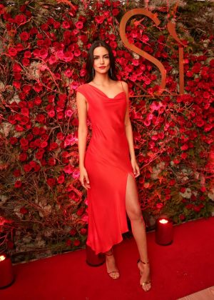 Sofia Resing - Giorgio Armani 'Si Passione' Fragrance and Vogue Launch in NY