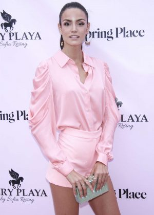 Sofia Resing - 'Mery Playa by Sofia Resing' Launch in New York