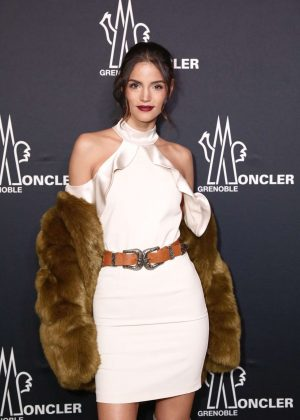 Sofia Resing - Moncler Grenoble Show at 2017 NYFW in New York