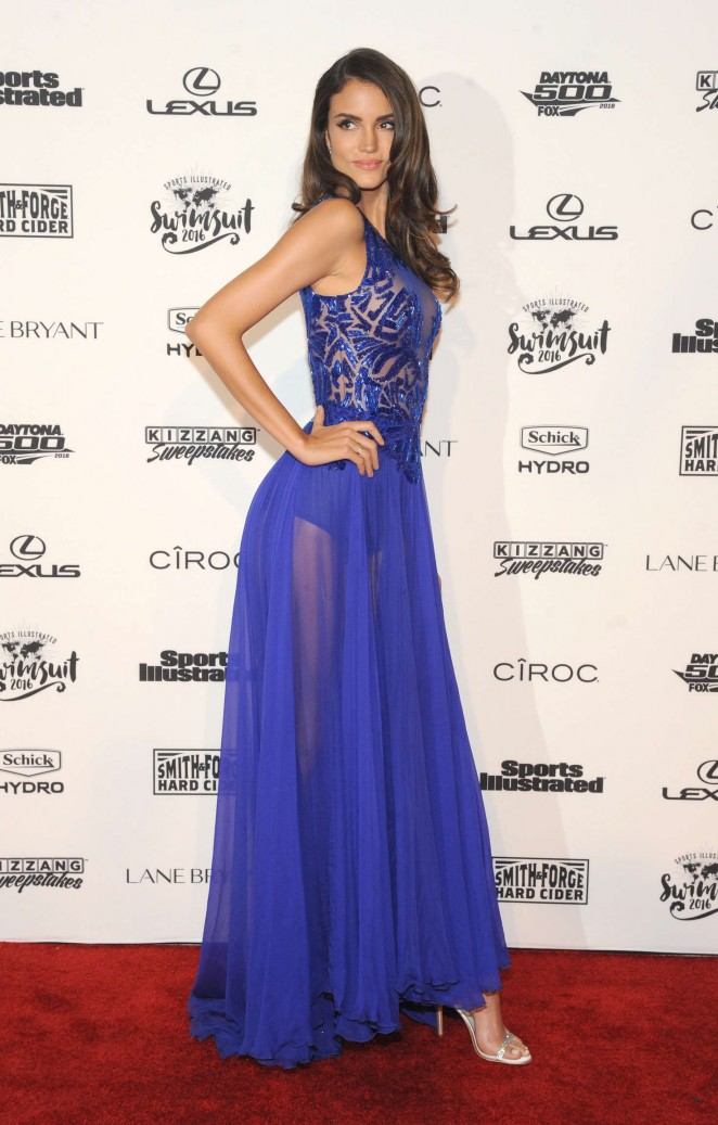 Sofia Resing - Sports Illustrated Celebrates Swimsuit 2016 VIP Red Carpet Event in NY
