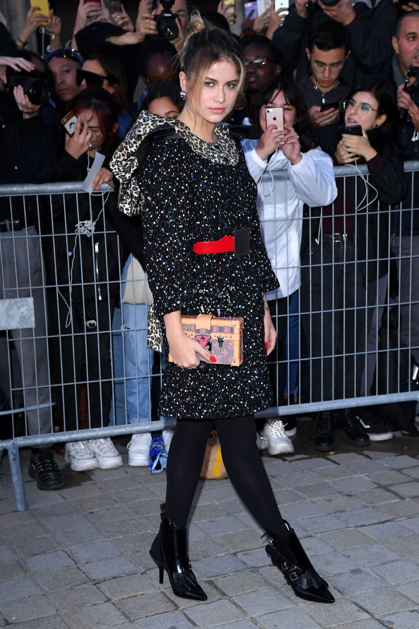 Sofia Reyes 2019 : Sofia Reyes – Louis Vuitton Womenswear SS 2020 Show at Paris Fashion Week-16