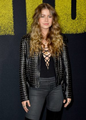 Sofia Reyes - 'Pitch Perfect 3' Premiere in Los Angeles