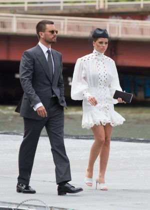 Sofia Richie and Scott Disick - Arrives at Derby Day Races in Melbourne