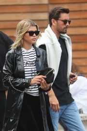 Sofia Richie and Scott Disick - Shopping in Beverly Hills