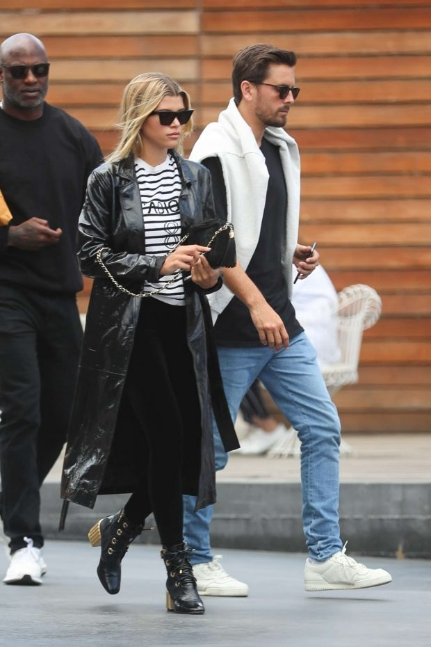 1685080910 Sofia Richie and Scott Disick  Shopping in Beverly Hills -12 – GotCeleb