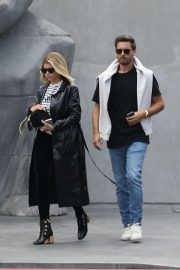 6588f46bf3 Sofia Richie and Scott Disick  Shopping in Beverly Hills -12 - Full Size