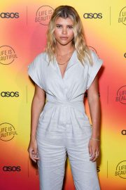 Sofia Richie - ASOS celebrates partnership with Life Is Beautiful at No Name in LA
