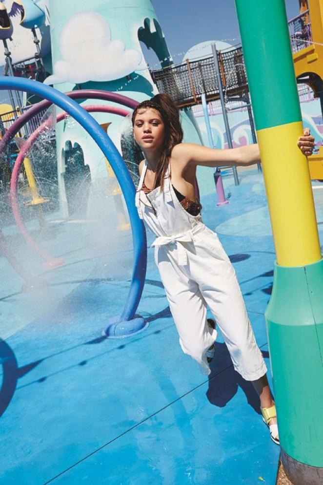 Sofia Richie - ASOS Magazine (July 2015)