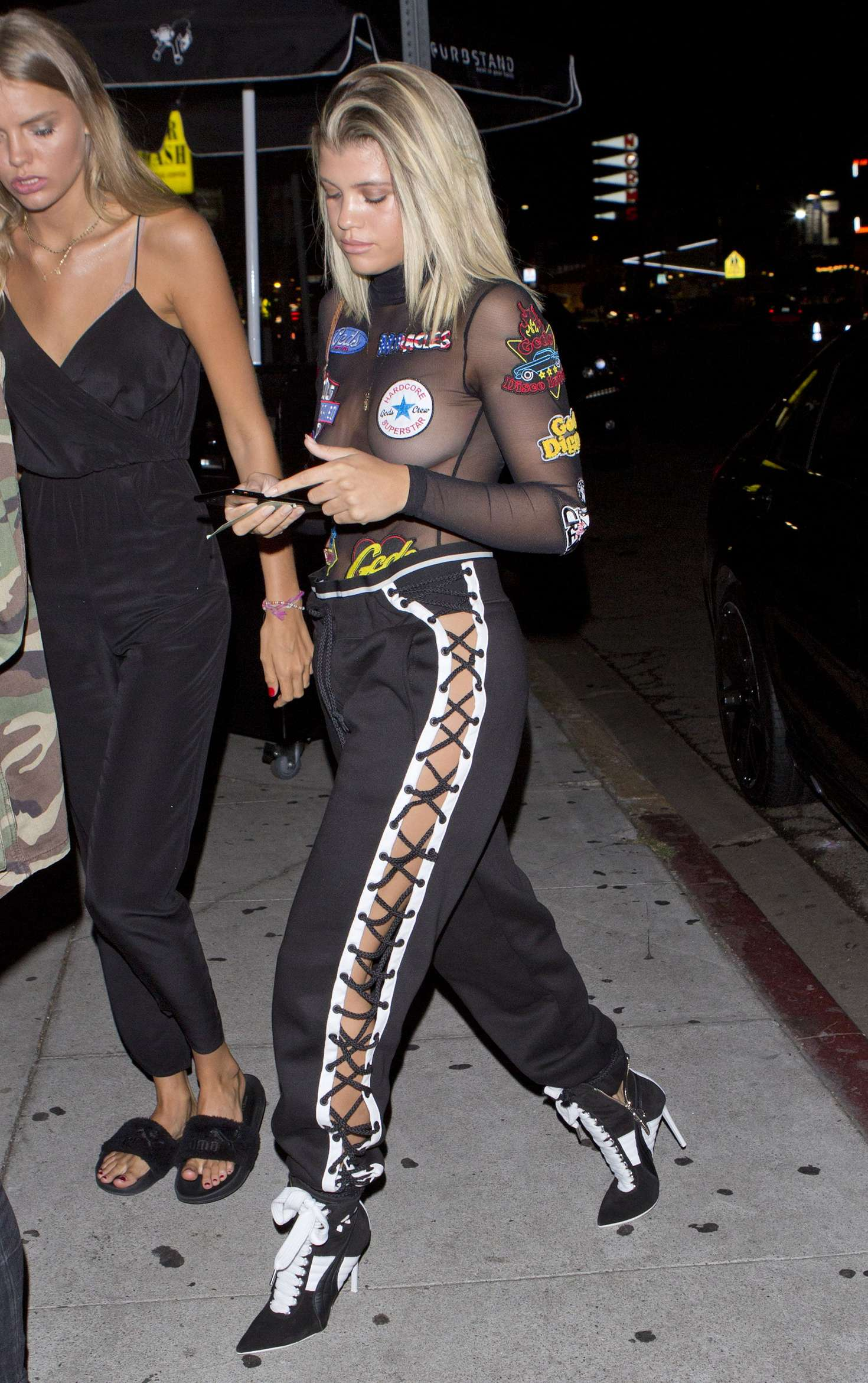 Sofia Richie 2016 : Sofia Richie at The Nice Guy in West Hollywood -06