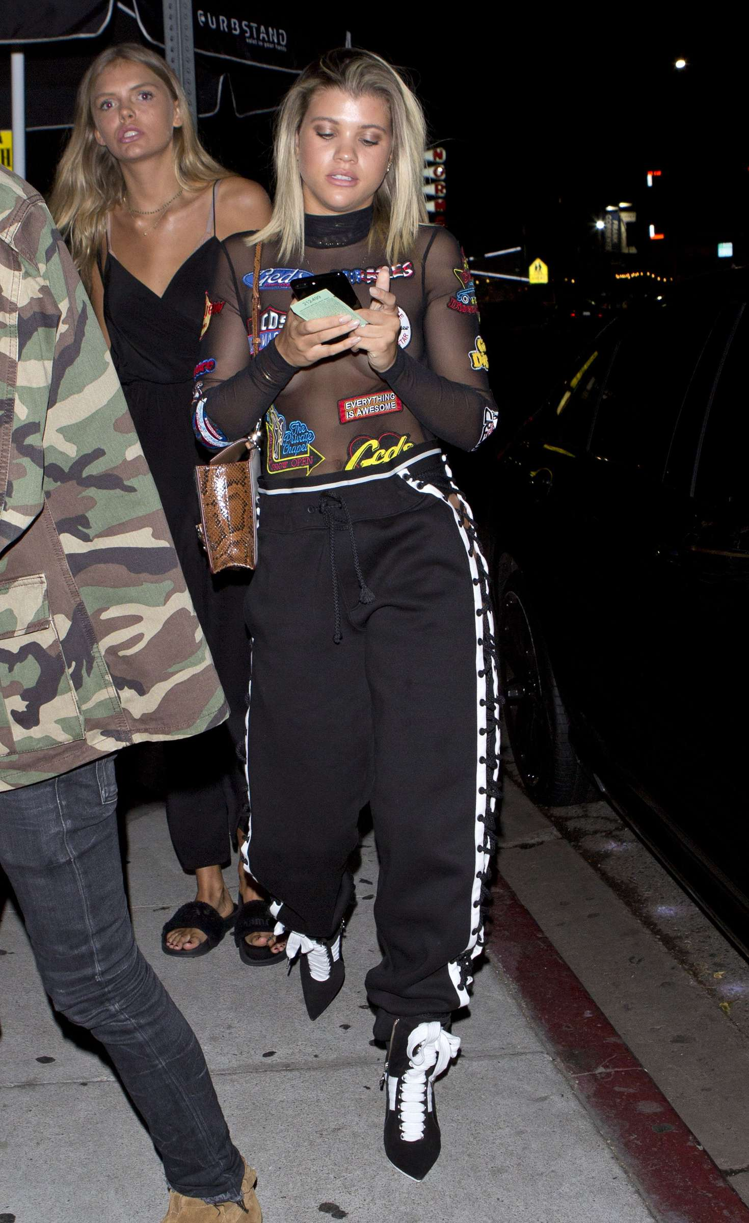 Sofia Richie 2016 : Sofia Richie at The Nice Guy in West Hollywood -11