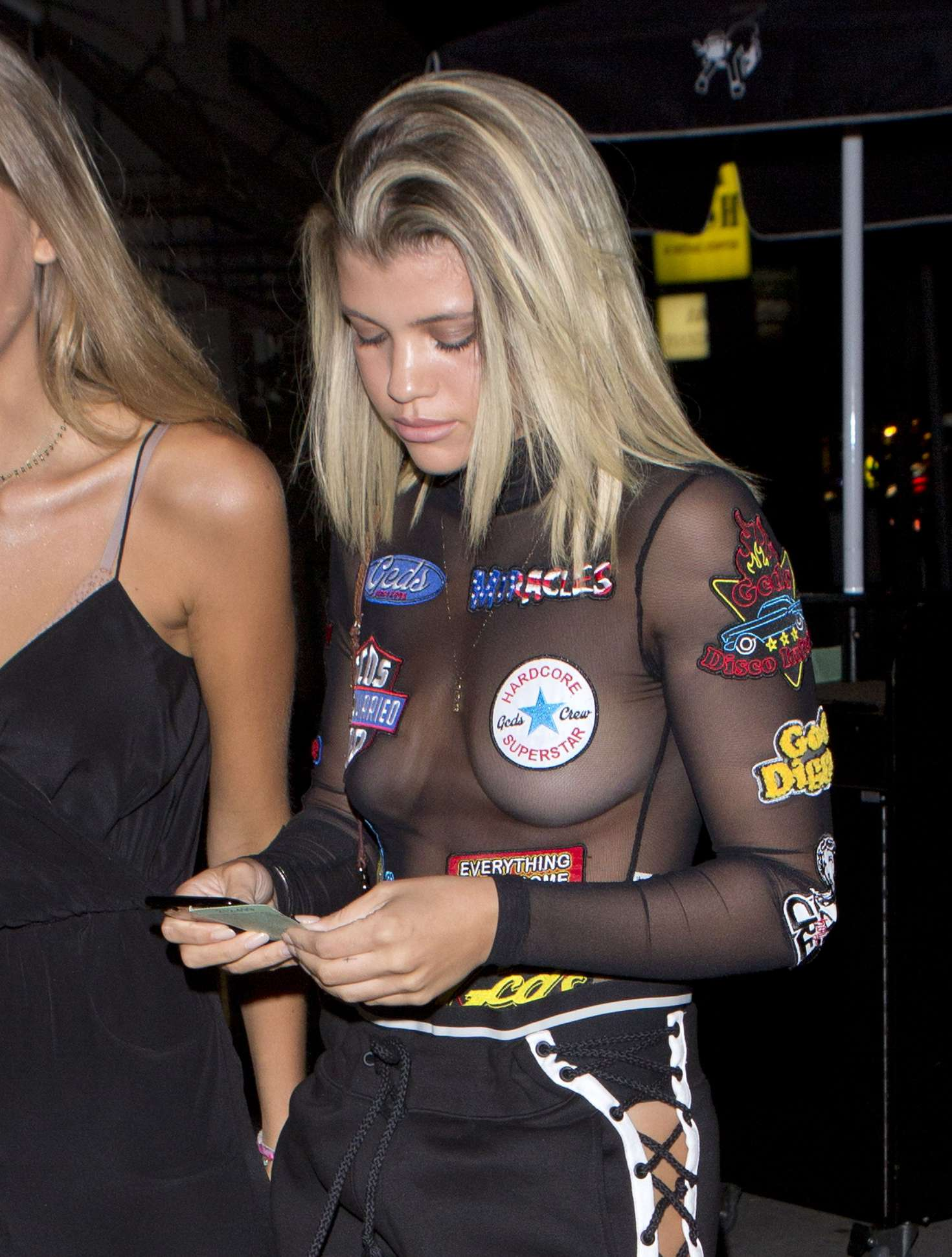 Sofia Richie 2016 : Sofia Richie at The Nice Guy in West Hollywood -12