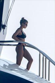 Sofia Richie - Bikini candids in the Almalfi Coast