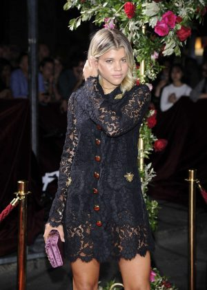 Sofia Richie - Dolce and Gabbana Show 2017 at Milan Fashion Week in Italy