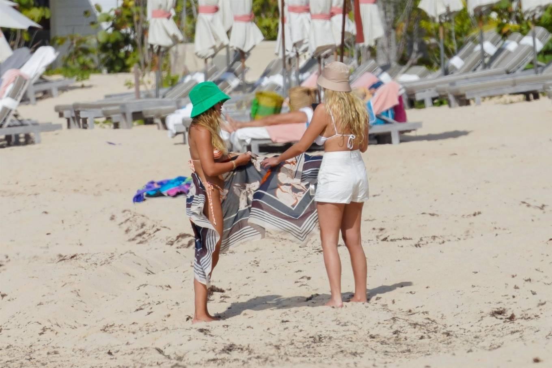 Sofia Richie 2021 : Sofia Richie – In bikini with new boyfriend Elliot Grainge in St Barts-11