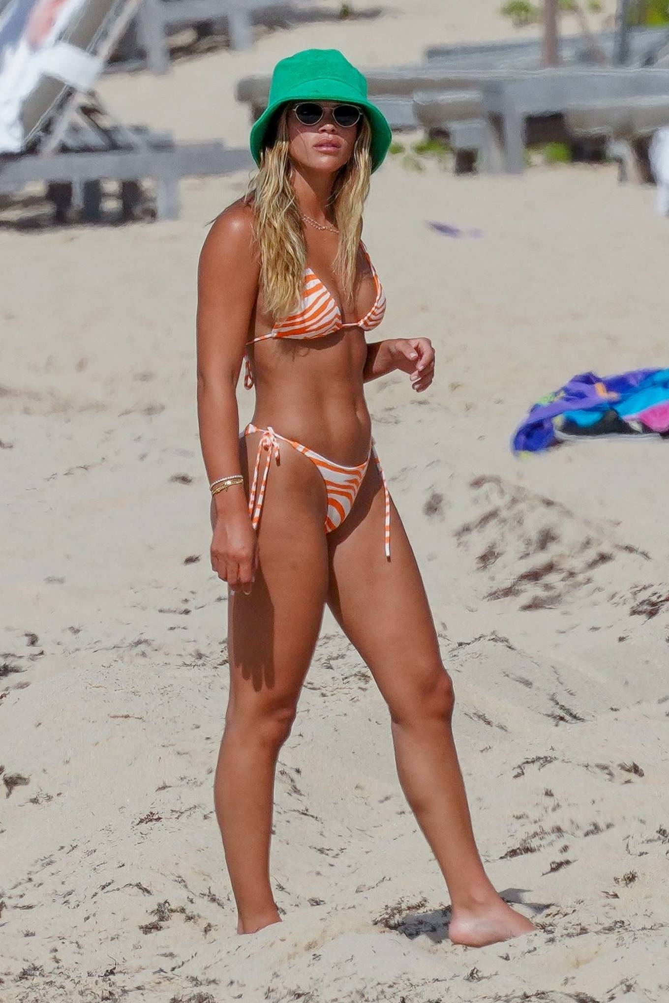 Sofia Richie 2021 : Sofia Richie – In bikini with new boyfriend Elliot Grainge in St Barts-18