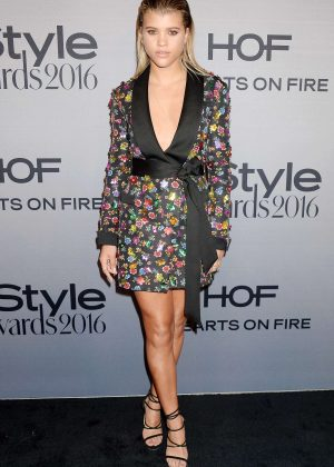 Sofia Richie - Instyle Awards 2016 in Los Angeles