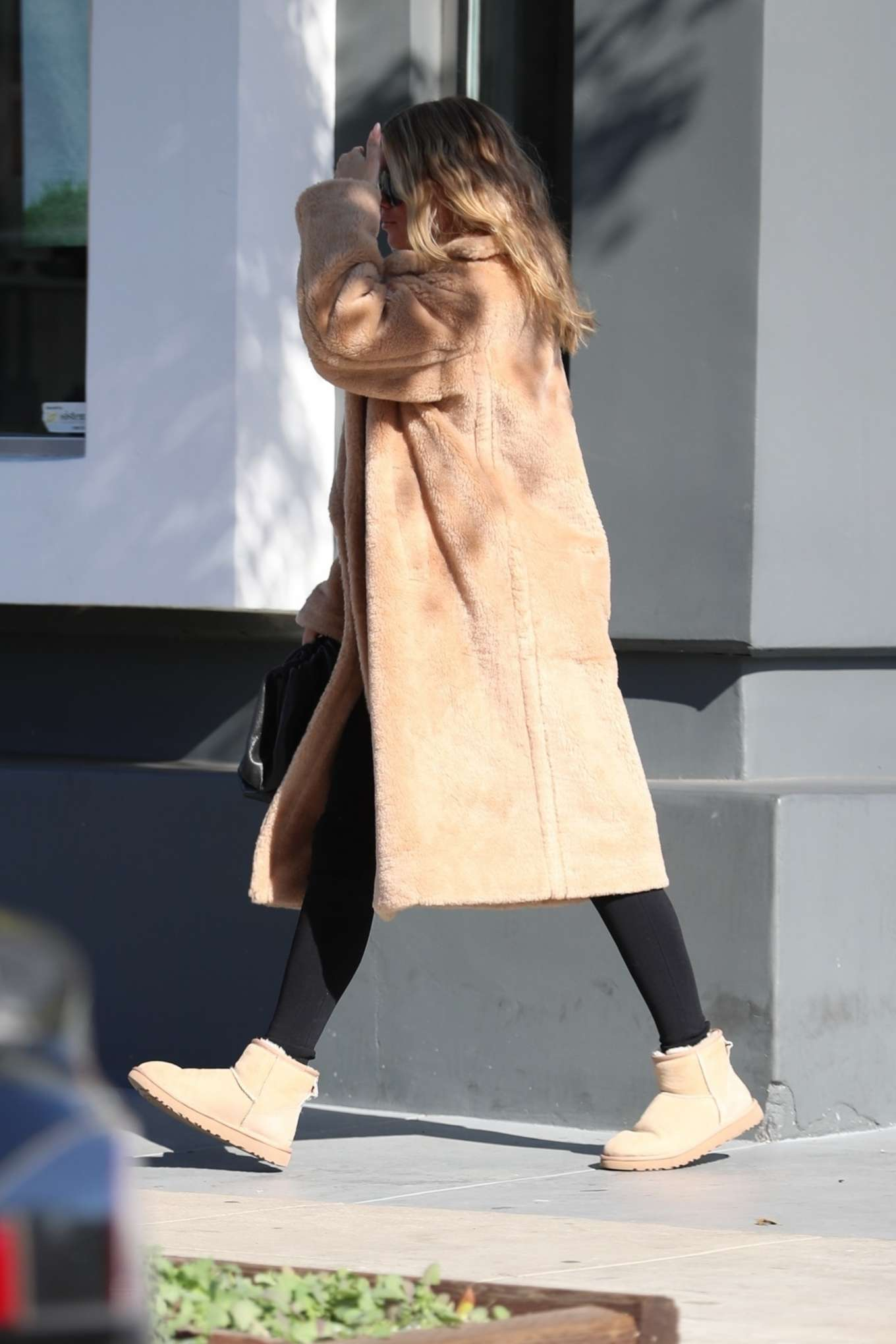Sofia Richie 2020 : Sofia Richie – Leaves lunch at Fred Segal in West Hollywood-04