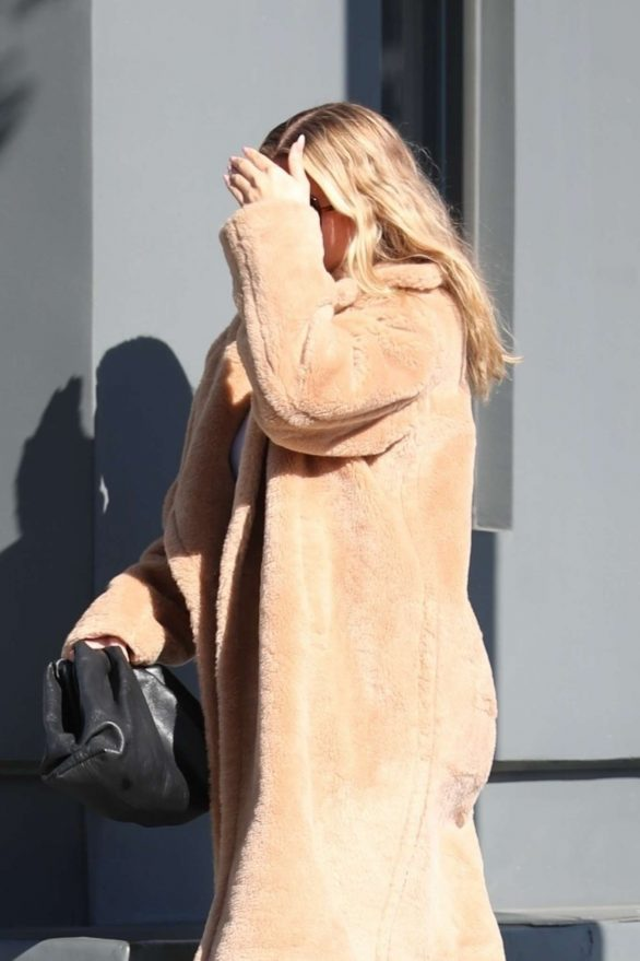 Sofia Richie - Leaves lunch at Fred Segal in West Hollywood