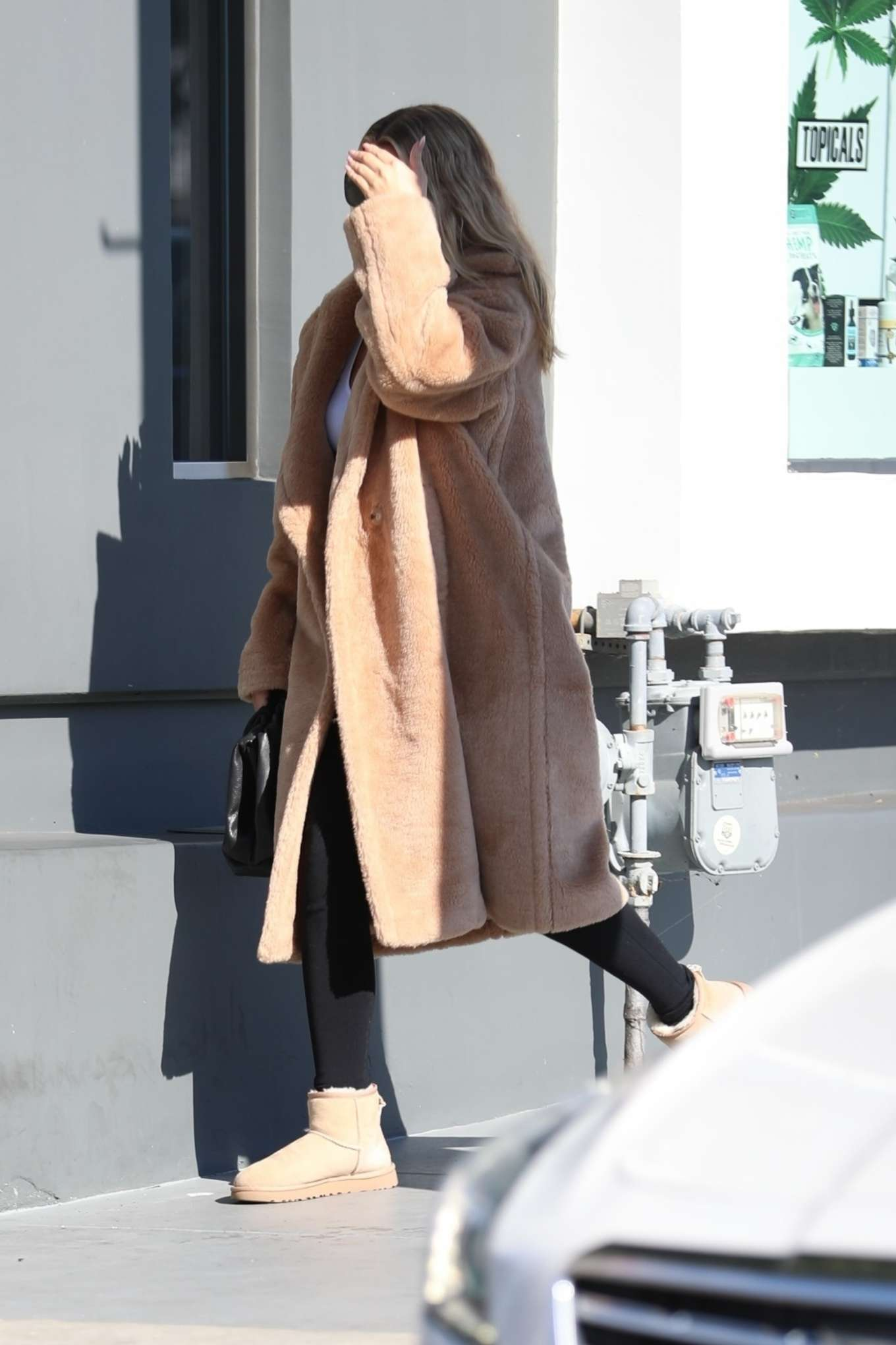Sofia Richie 2020 : Sofia Richie – Leaves lunch at Fred Segal in West Hollywood-12