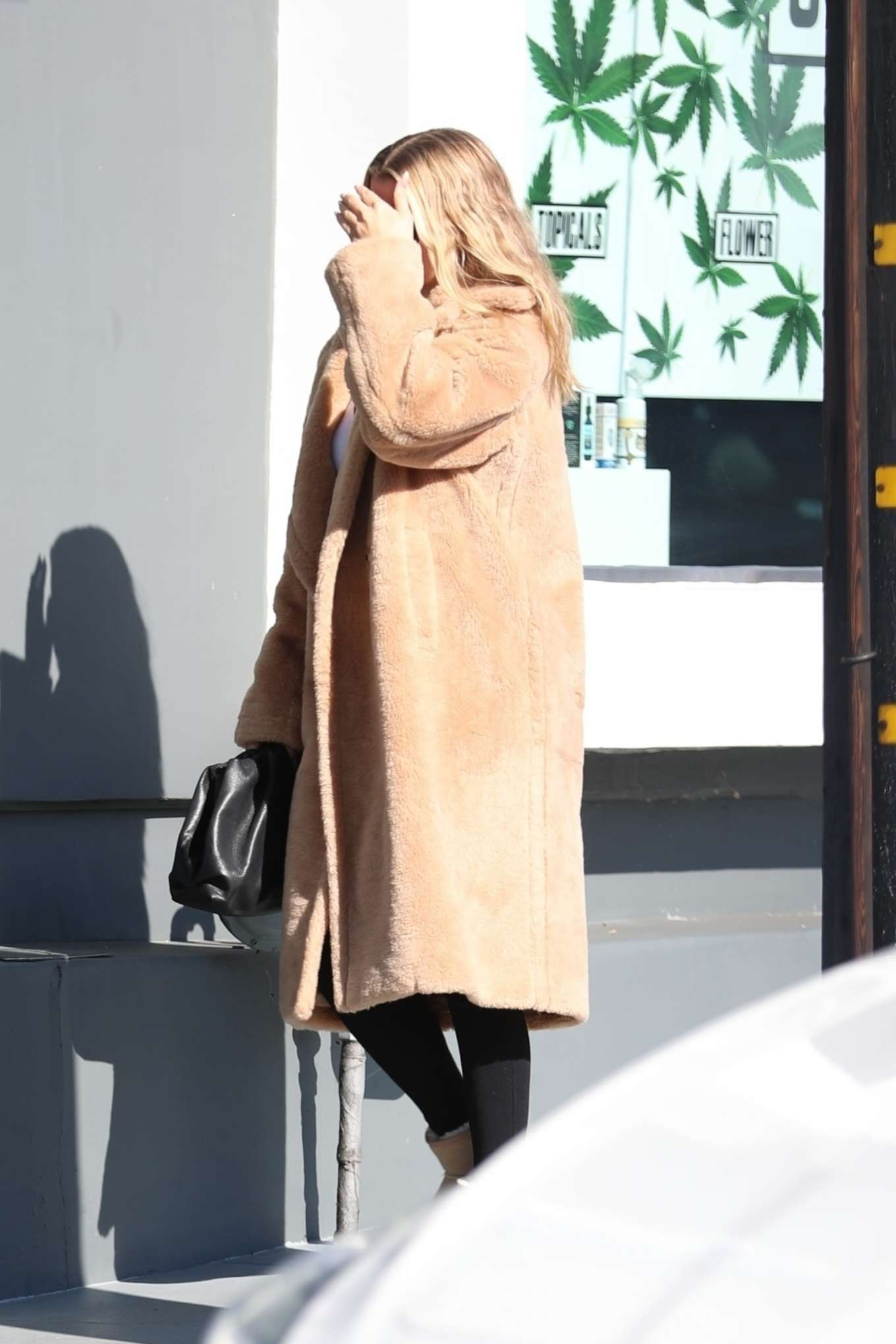Sofia Richie 2020 : Sofia Richie – Leaves lunch at Fred Segal in West Hollywood-16