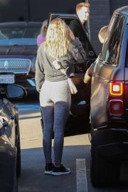 Sofia Richie - Leaving a store after shopping in Beverly Hills