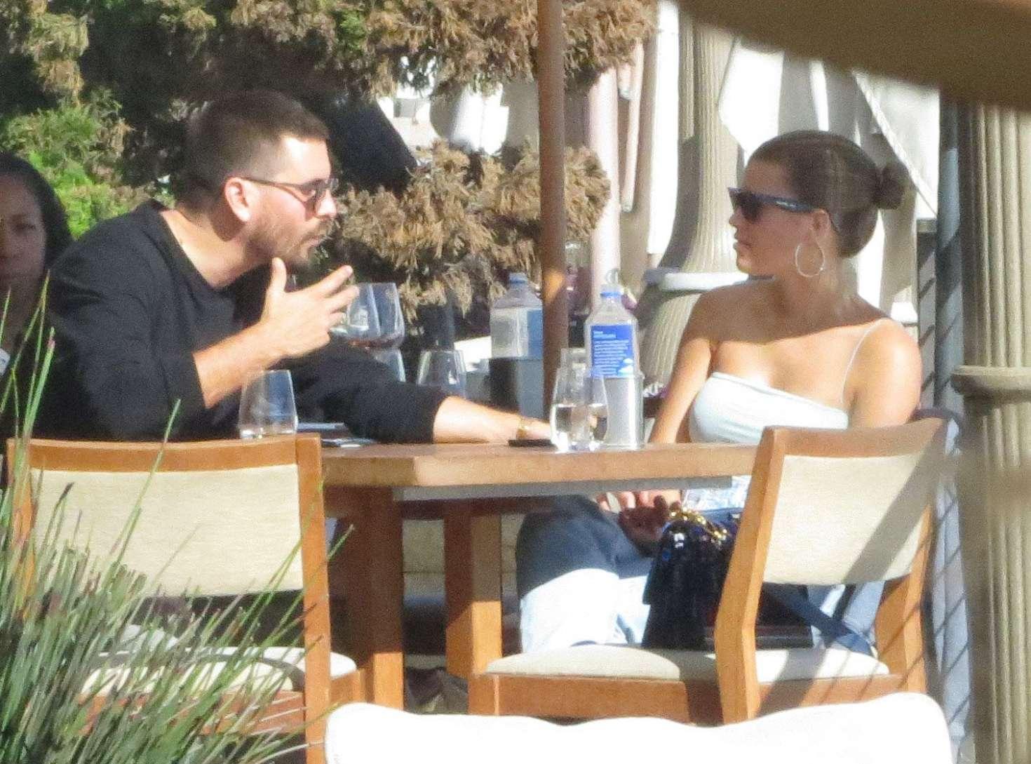 Sofia Richie 2018 : Sofia Richie: On a lunch date -04