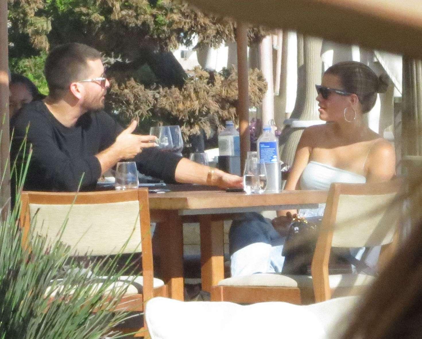 Sofia Richie 2018 : Sofia Richie: On a lunch date -07