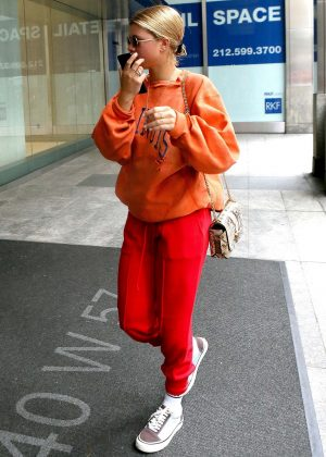 Sofia Richie - Out and about in New York