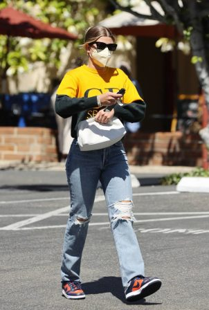 Sofia Richie - Out and about Santa Barbara