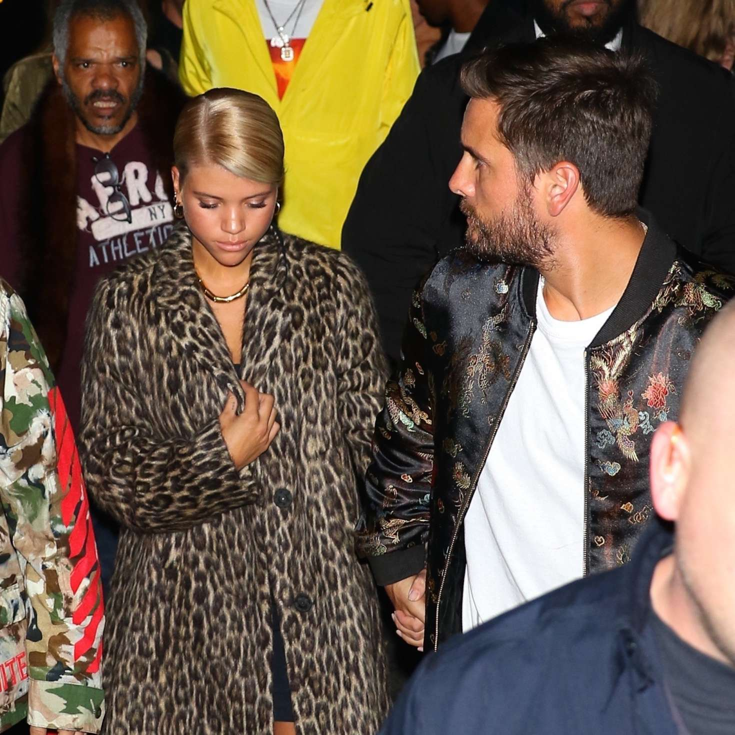 Sofia Richie 2017 : Sofia Richie out for the party in New York -03
