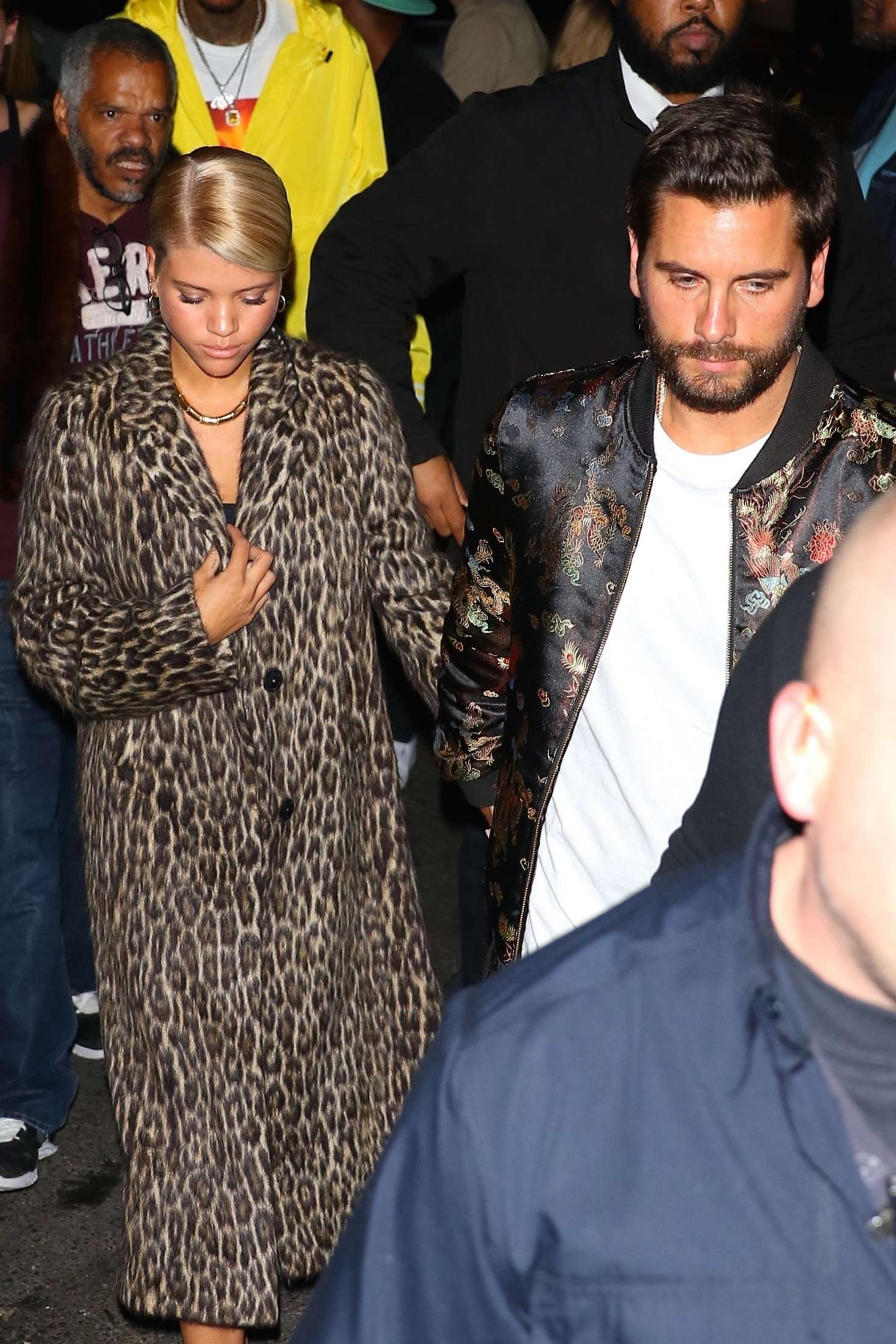 Sofia Richie 2017 : Sofia Richie out for the party in New York -12