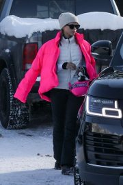 Sofia Richie - Out in Aspen